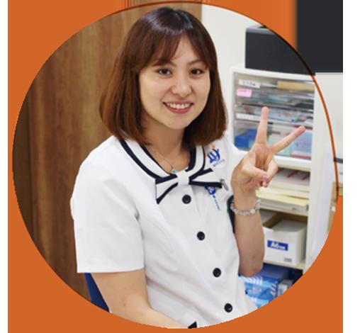 S.Eさん(ホワイト薬局 伊丹店)